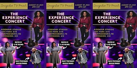 SaunyaLiné TV Experience Concert 2021 tickets