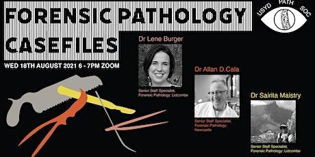 Forensic Pathology Casefiles biglietti