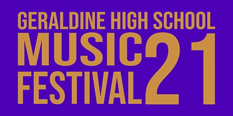 GHS Music Festival tickets