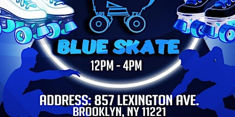 SKATING LESSONS WITH BLUE SKATE tickets