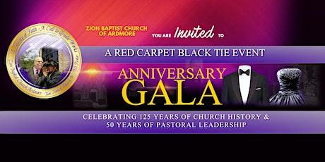ZBC Ardmore Anniversary Gala tickets
