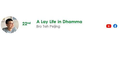 22 Aug Sunday Service:  Talk by Bro Teh Peijing tickets