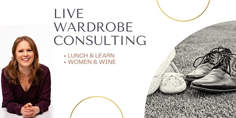 Live Wardrobe Consulting tickets