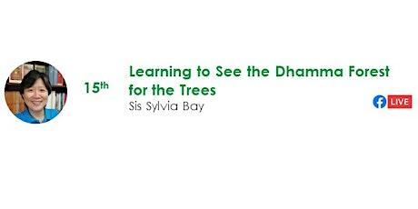 15 Aug Sunday Service:  Talk by Sis Sylvia Bay tickets