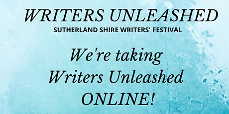 Writers Unleashed 2021 tickets