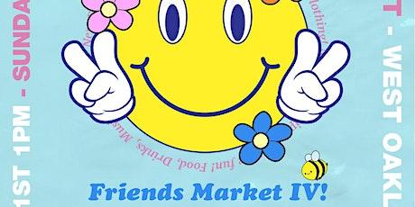 Strangeways Friends market IV tickets