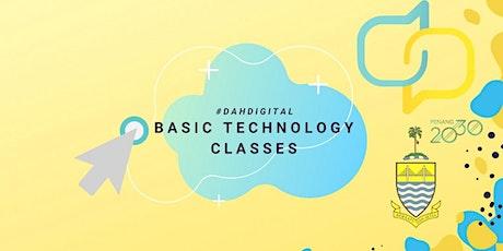Digital Class: Instant Messaging (WhatsApp) tickets