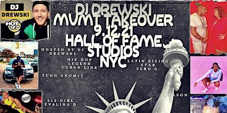 JM Empire Media Ent 9.12.21 Hot 97's DJ Drewski MVMT Takeover Concert tickets