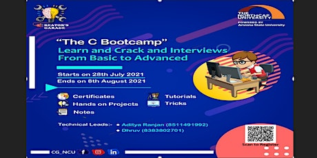 The C Bootcamp tickets