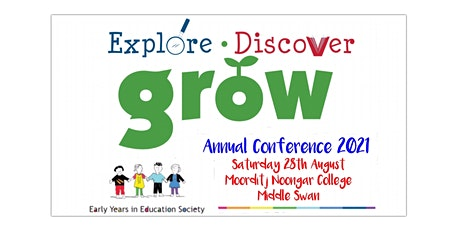 Explore  Discover  Grow  -  EYES  Conference 2021 tickets