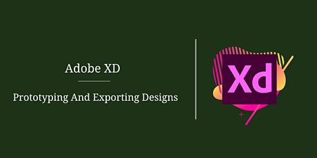 Website Design – Prototyping And Exporting Design In Adobe Xd tickets