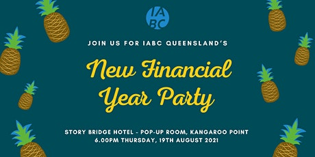 New Financial Year Party 2021 tickets