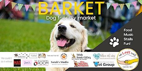 Barket - Dog Friendly Market tickets