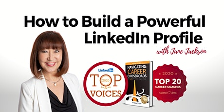 Land the Job You'll Love with LinkedIn tickets