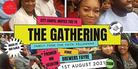 THE GATHERING - 2021(EVERY 1ST SUNDAY OF THE MONTH) tickets
