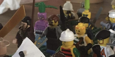 Make It Yours: Lego Mini Protest tickets