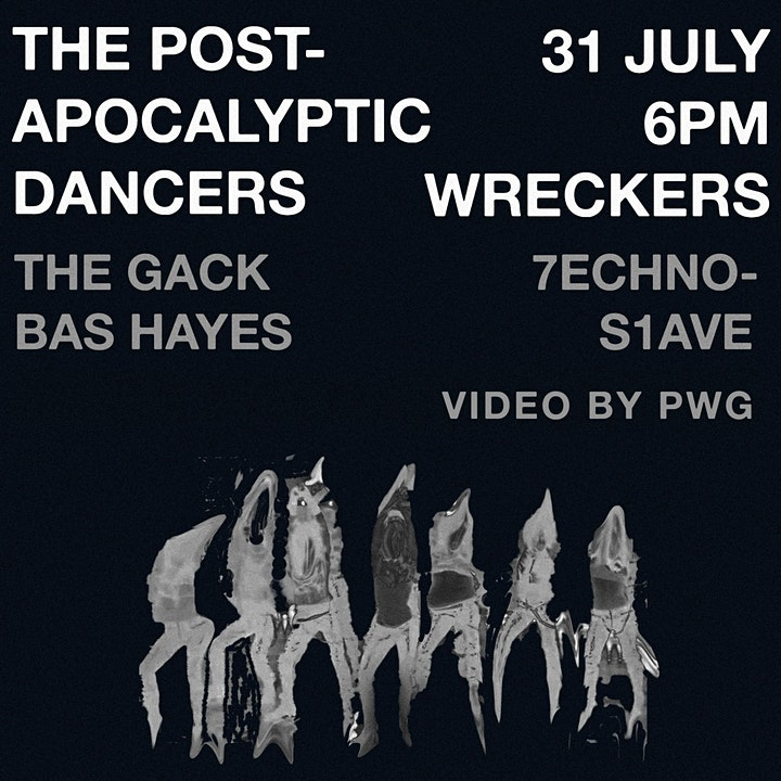 The Post-Apocalyptic Dancers   Wreckers Artspace, 31 July 2021 image