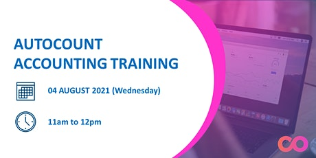 AutoCount v2.0 Basic Training 3 - Purchase Process Cycle tickets