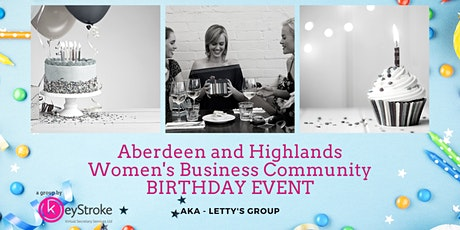 1st Birthday Celebration Women's Business Community Networking Group tickets