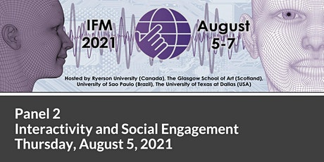Interactive Film and Media Conference 2021 - Panel 2 tickets