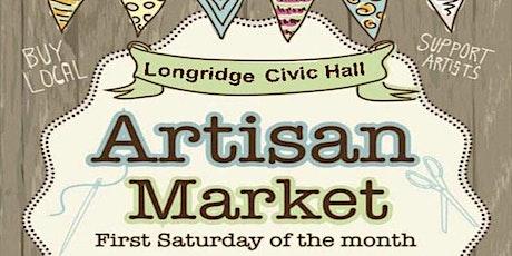 Artisan Market @ Longridge Civic Hall tickets