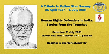 Human Rights Defenders in India: Stories from the Trenches tickets