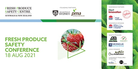 Fresh Produce Safety Conference - Future Directions for Produce Safety tickets