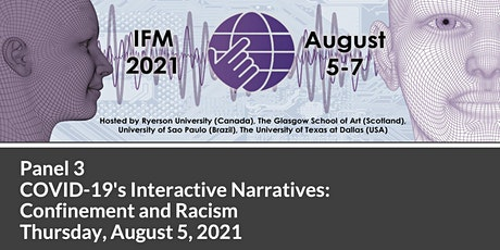 Interactive Film and Media Conference 2021 - Panel 3 tickets