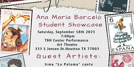 Ana María Barcelo Students Showcase tickets