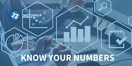 In Business - Know Your Numbers tickets