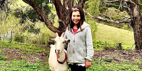 Family fun on the farm-November tickets