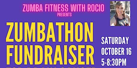 Zumbathon Fundraiser for Brain Cancer tickets