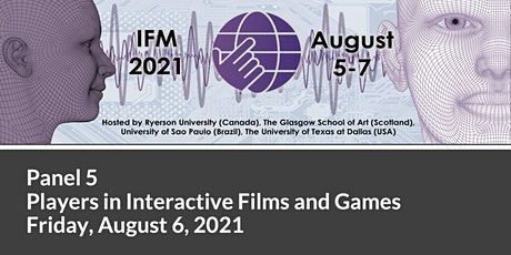 Interactive Film and Media Conference 2021 - Panel 5 tickets