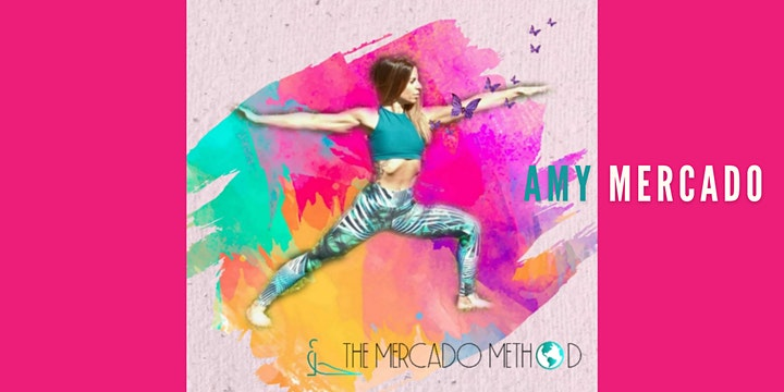 Morning Gloryville Vinyasa Yoga & Full Moon Meditation with Amy Mercado image