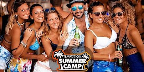 TEMPTATION CAMP 2021 AL LAGO DI GARDA - REMEMBER VGMANIA biglietti