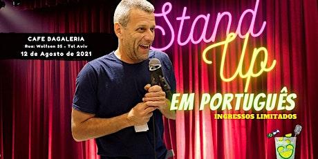 Caipirinha de Arak - Especial de Agosto Stand Up ingressos