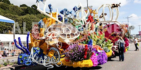 Free Guided walk St Helier The Battle of Flowers 119th Birthday tickets