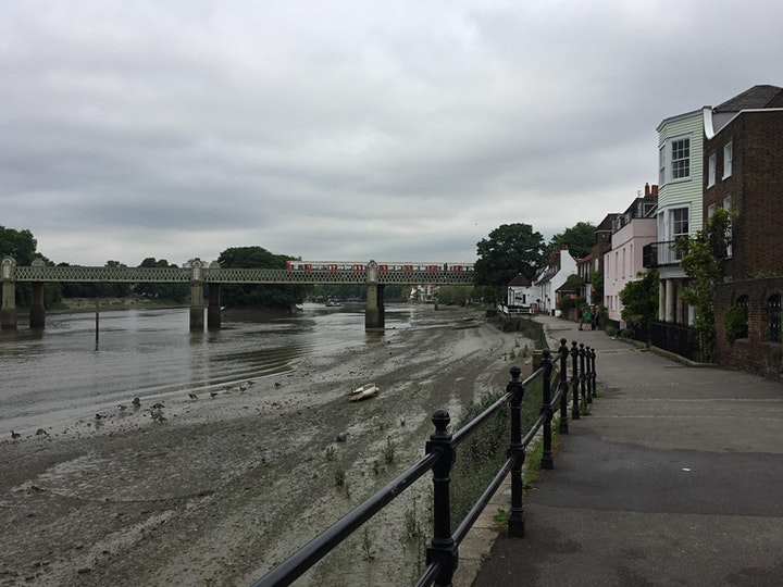 Chiswick Book Festival Walk 2: Strand on the Green to Grove Park image