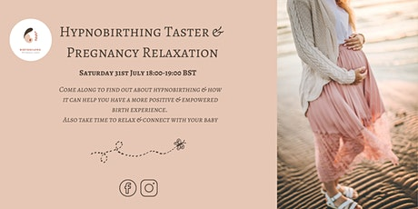 Hypnobirthing Taster & Relaxation Session tickets