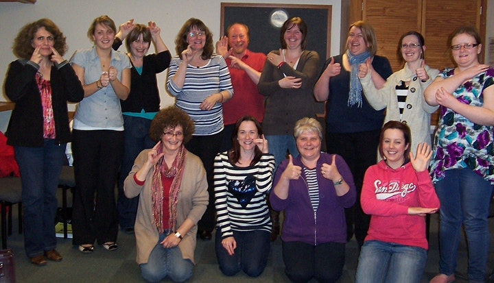 Sign Language Course Beginners image