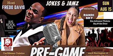 Jokes & Jamz  (First Sunday Comedy Show ) tickets