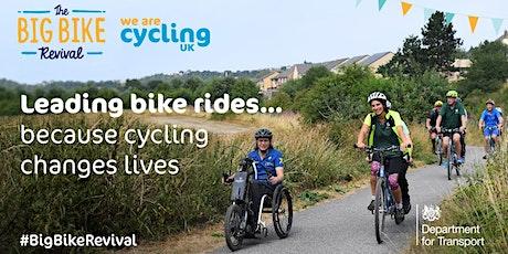 'BIKE BUS' to Dartmoor: Group Cycle Ride from Cadover Bridge tickets
