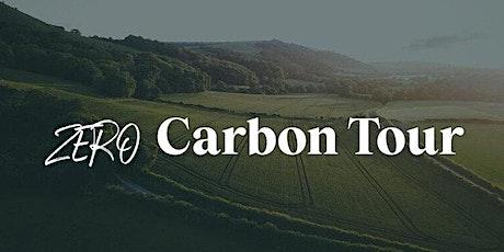Roadmap to net zero | Zero Carbon Tour tickets