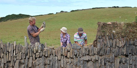 Introduction to Cornish Hedging - 2 Day Course tickets