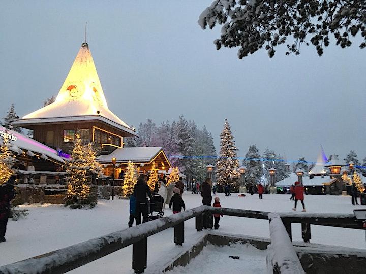A visit to the Santa Claus Village - Xmas Eve! image