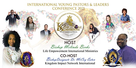 International Young Pastors & Leaders Conference 2021 tickets