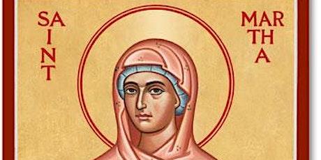Franciscan Chapel Center  St. Martha tickets
