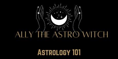 Astrology 101 Workshop! tickets