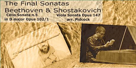 The Final Sonatas tickets