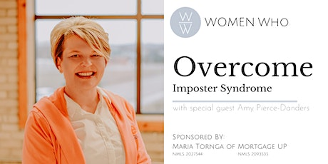 Women Who OVERCOME Imposter Syndrome tickets